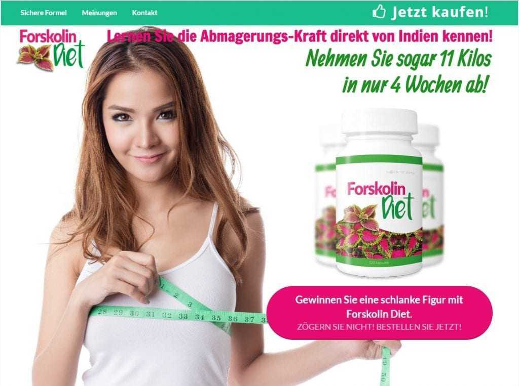 Forskolin Homepage