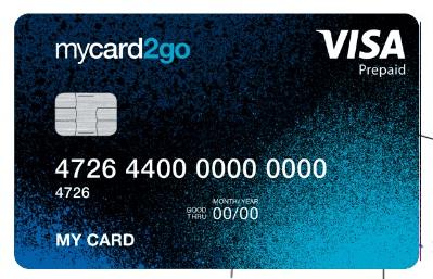 Mycard2go ist Testsieger in der Kategorie Prepaid Kreditkarten Vergleich