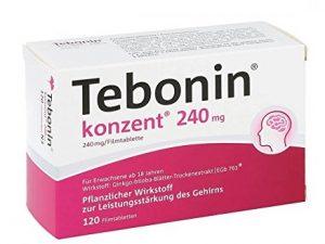Tebonin überzeugt mit einer super Zusammensetzung.