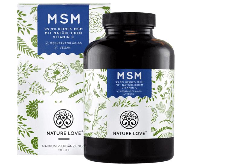 Nature love MSM